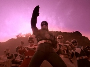 Mighty Morphin & Masked Rider
