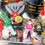 Zeo - Green, Pink, Gold