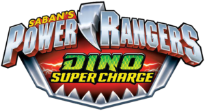 Dino Super Charge Logo