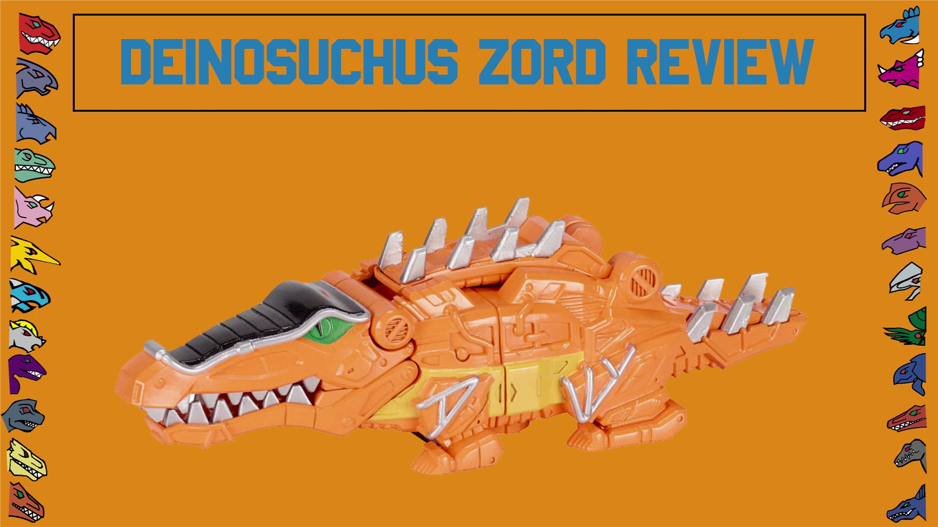 Deinosuchus Zord Review - The Ranger Talk Review - Morphin ...