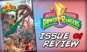 MMPR Issue #1 Review