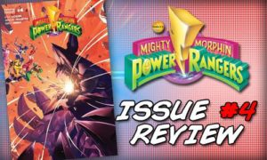 MMPR Issue #4 Review