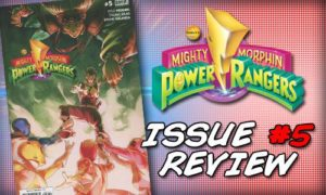 MMPR Issue 5 Review