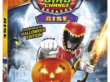 Dino Charge Volume 4