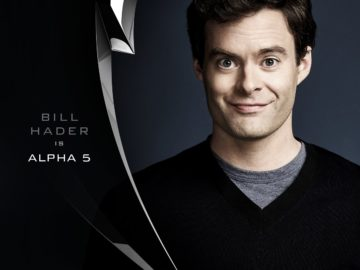 Bill Hader As Alpha 5