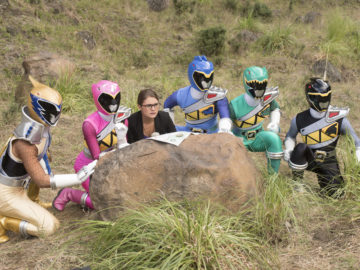 Power Rangers Dino Charge Episode 14 Production Still 1