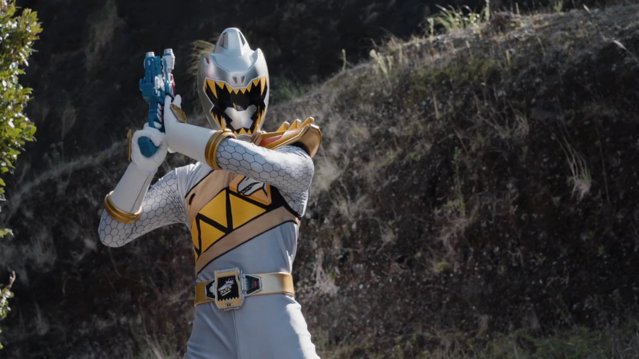 Dino Super Charge Episode 14