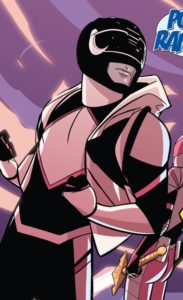 Black Ranger Comic II