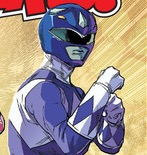 Blue Ranger Comic I