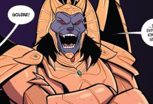 Goldar Comic II