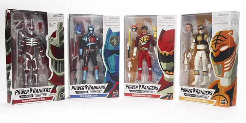 Runner Redesign >> Power Rangers Lightning Collection Wave 1 Press Photos