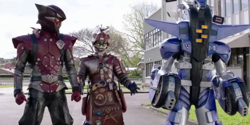 Power Rangers Beast Morphers Episode 2 Preview Roundup